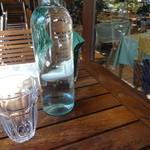 アルブォニッシモ - サービスの水