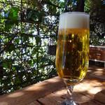アルブォニッシモ - グラスビール