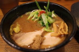 つけ麺本丸 栄店 - 濃厚魚介つけ麺♪