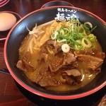 tokushimara-memmenou - 肉入りラーメン