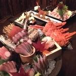 山陰旬華 新鮮組  - 宴会コース料理もお任せ下さい!