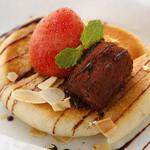 韓美食 オンギージョンギー - 『ホットク』は人気のデザートメニュー