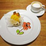 ナポリの下町食堂 - 栗かパンプキンでしょう〜〜♡