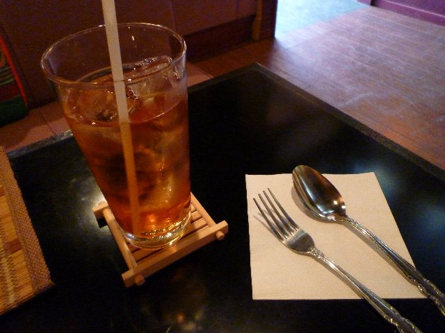 タイ料理レストラン Tha Chang 柏 本店 - ランチのドリンクはフリー♪
