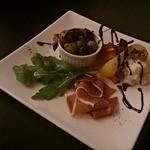 新横浜ラントラクト カフェ&ダイニング - 前菜盛り合わせ