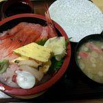 22981502 - 甘海老丼 1,600円
