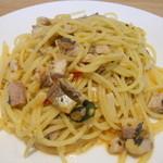 ラガッツァラードラ - いわしのシチリア風スパゲッティー