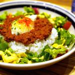 kawara CAFE&KITCHEN - 半熟玉子のせタコライス