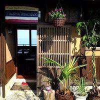 ドゥワンチャン - 入り口は古民家でアンティーク