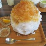 埜庵 - 黒糖梅&檸檬¥900@'13.10.下旬