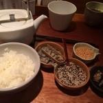 串の坊 - お茶漬け