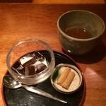 串の坊 - デザート