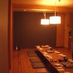 博多 表邸 - 全室個室との事。