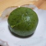 早川製菓 - 料理写真:草餅