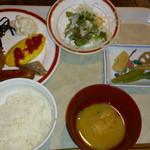 金沢セントラルホテル - 朝食バイキング
