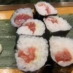 魚がし寿司 - 特上寿司の一部 ③