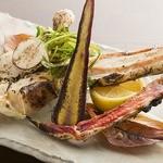 暖季 - 旬魚、野菜、お肉を一番美味しい食べ方でご提供いたします。