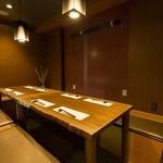 暖季 - 宴会や接待にも最適な個室も2部屋ございます。