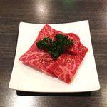 精漢園 - 国産和牛を使用しております。主に九州から仕入れていますが、詳しくは当店スタッフへ★