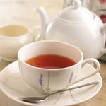 森カフェ - ムレスナティは渋みが少なく、サッパリとして、それでいて甘みが感じられる紅茶です。