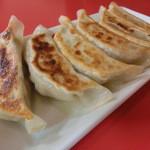 くるまやラーメン - 料理写真:餃子がヤル気を取り戻した。