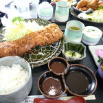 22988913 - ロースカツ定食