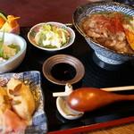 匠寿庵 - 料理写真:おすすめセット(肉玉)