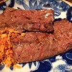 まりも亭 - 神戸肉網焼き