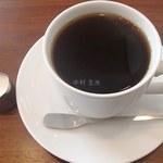 カフェウルル - 冬ブレンドコーヒー(450円)