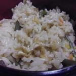 信玄 - 炊き込みご飯