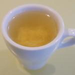 銀座フォワグラ - 卵スープ
