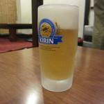 かまくら - セルフサービスのビール
