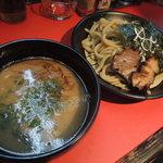 らーめん燕 - 【濃厚つけ麺@750円】