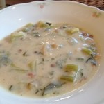 22999371 - ランチのスープ