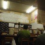 赤坂酒場 - 疲労感ただよう店内