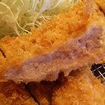福多屋 - ヒレかつアップ