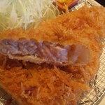 福多屋 - ロースかつアップ