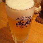 福多屋 - 生ビール