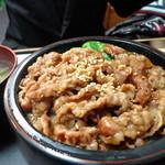 亜希 - スタミナ丼