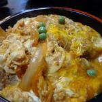 亜希 - カツ丼