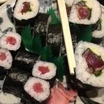 居酒屋 葉牡丹 - 巻き寿司