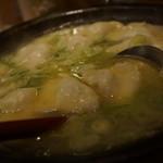 るこっく - 炊き餃子