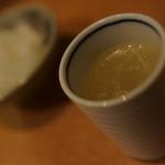 るこっく - 鶏スープと鬼オロシ