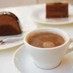 フランス菓子 パティシエ ショコラティエ イナムラショウゾウ - ショコラショー