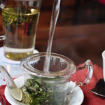 悟空茶荘 - 白牡丹 一煎め