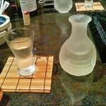 舞桜 - ドリンク写真:お酒も品ぞろえ良し