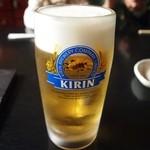 羽根屋 - ドリンク写真:生ビール