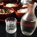 羽根屋 - 地酒