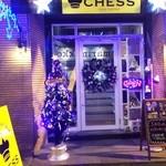 RESTAURANT BAR CHESS - お店の外観