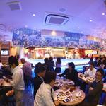 リブハウス オーシャンハウス - 「OCEAN HOUSE」青いバルは魚料理☆